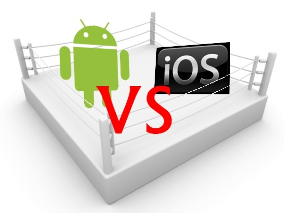Apple vs Android 2013
