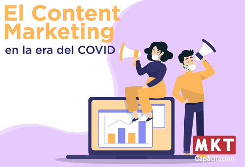 El Content Marketing durante la pandemia